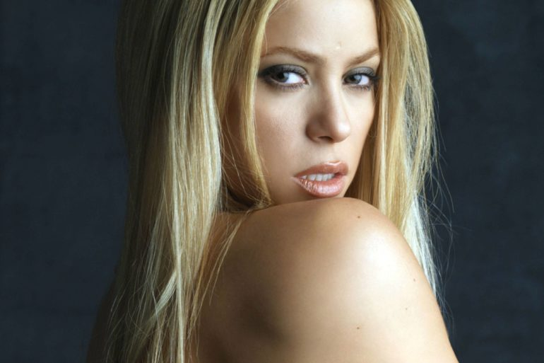 Shakira Tour Sale el Sol