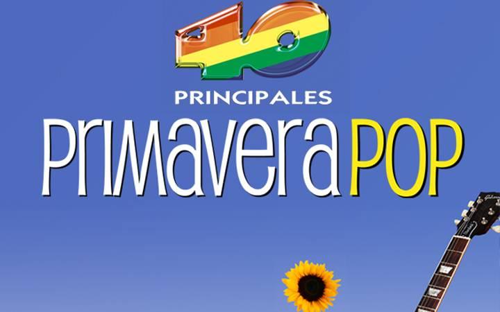 CARTEL PRIMAVERA POP 2011