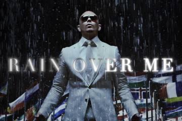 Pitbull ft. Marc Anthony – 'Rain Over Me'