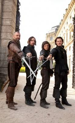 Los tres mosqueteros 3D (2011)