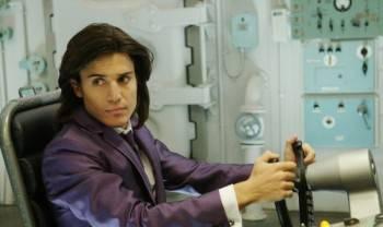 Álex González en un fotograma del film X-MEN PRIMERA GENERACIÓN