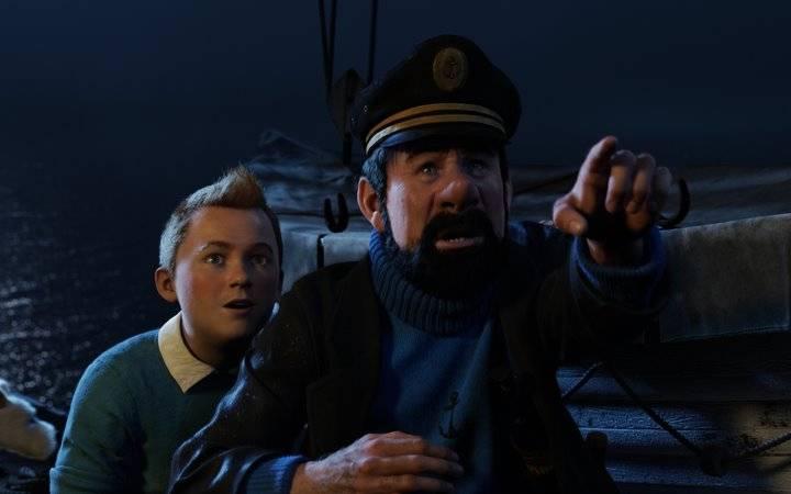 Tintin - El secreto del Unicornio - Sony Pictures