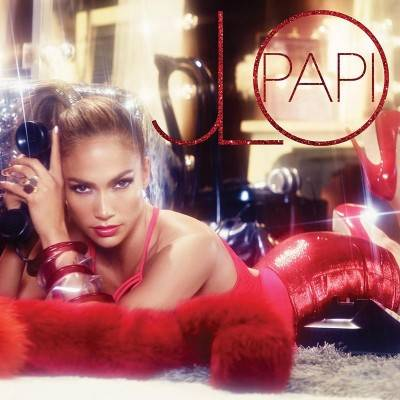 Portada single 'Papi' de Jennifer López