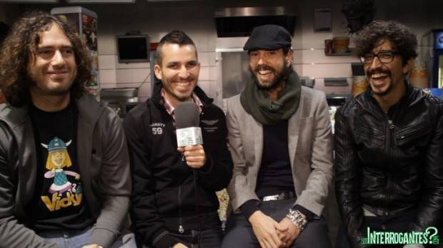 El Hombre Linterna - Entrevista