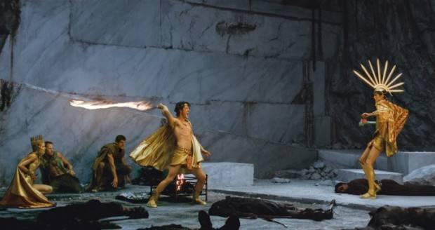 Immortals - Zeus y Ares