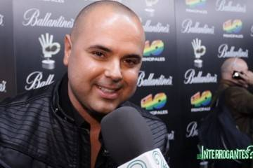Juan Magan - Premios 40 Principales