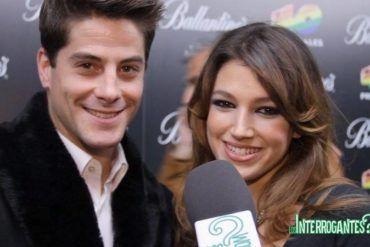Luis Fernandez y Ursula Corbero | Premios 40 Principales 2011