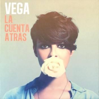 Portada del disco de Vega 'La cuenta atrás'