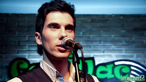 Sergio Marín, voz de Mares