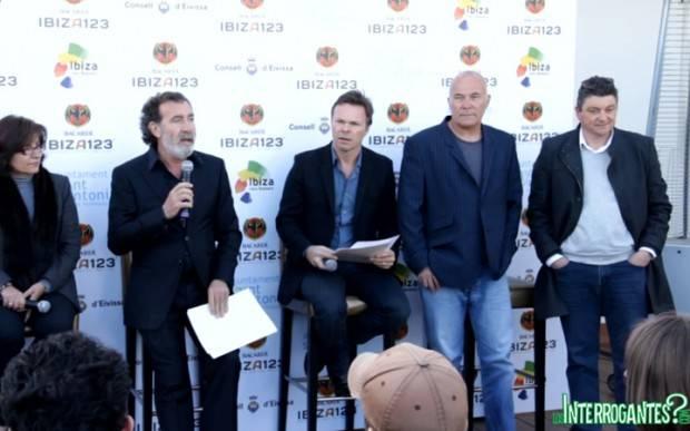 Presentación a la prensa del Ibiza 123 Rocktronic Festival