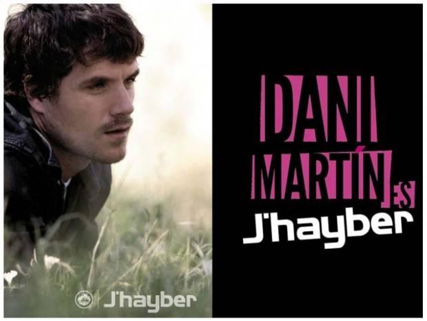 Dani Martín J'Hayber 2