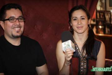 Lara Bello y Samuel Torres