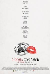'A Roma con amor' por Woody Allen
