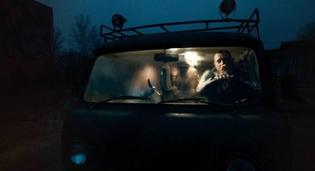 Atrapados en Chernóbil - En la furgoneta