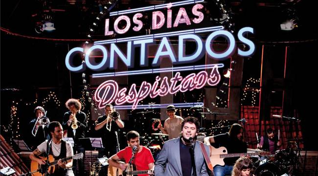 Despistaos en concierto con su gira Los días contados en MTV Madrid Beach