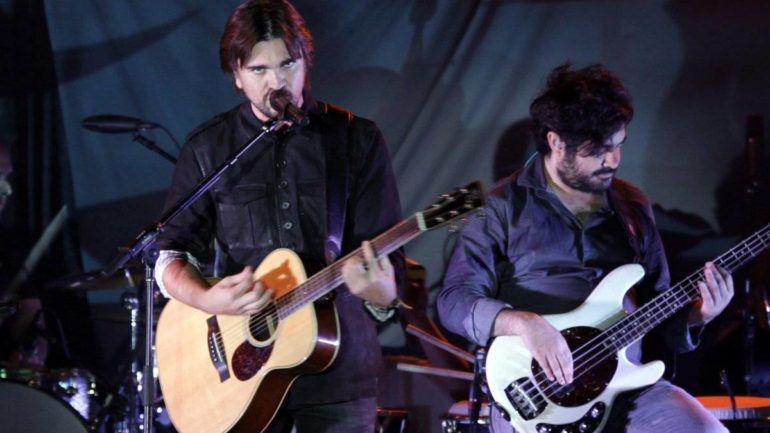 Juanes Concierto Madrid Unplugged