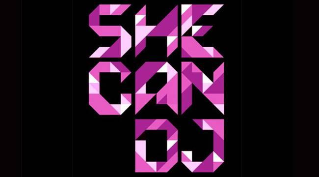 She can DJ, la final con DJ Luxury, Marien Baker y Anna Tur