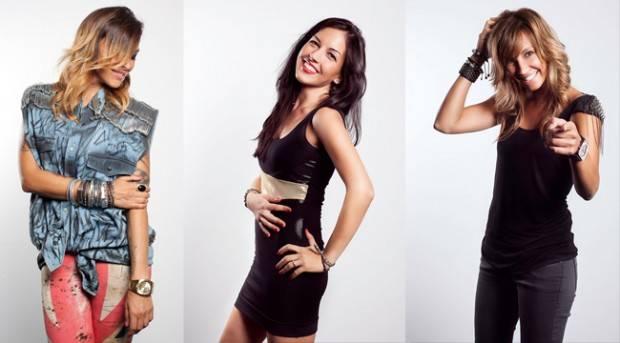 Marien Baker, Anna Tur y DJ Luxury finalistas de SHE CAN DJ 2012