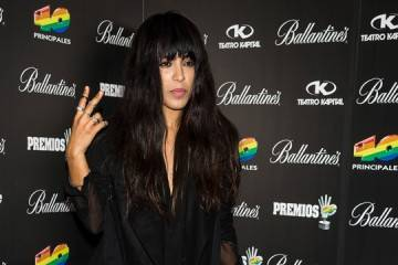 Loreen nominada a los Premios 40 Principales 2012