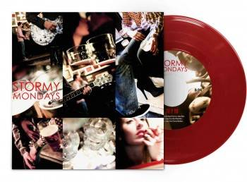 'Tú y yo / A las 9' es un single de 7 pulgadas, edición limitada en vinilo rojo'