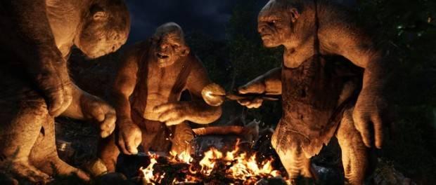 Trolls de El Hobbit