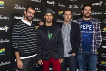 Efecto Pasillo nominados a los Premios 40 Principales 2012
