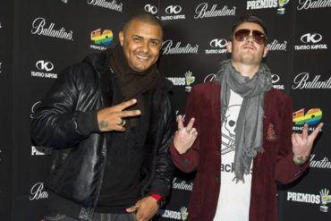 José de Rico y Henry Méndez nominados a los Premios 40 Principales 2012