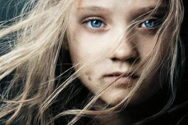 Cartel oficial de Los Miserables de Tom Hooper
