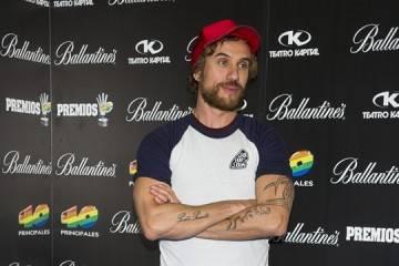 Macaco Premios 40 Principales 2012