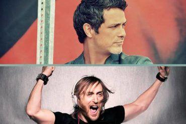 Premios 40 Principales 2012, confirman asistencia Alejandro Sanz y David Guetta