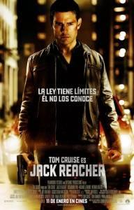 Cartel de Jak Reacher