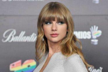 Taylor Swift Gala de los Premios 40 Principales 2012