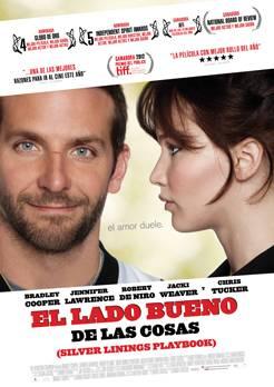 Cartel del film 'El lado bueno de las cosas'