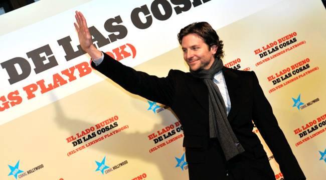 El lado bueno de las cosas. Entrevista a Bradley Cooper.