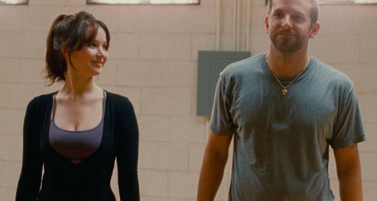 'El lado bueno de las cosas' con Jennifer Lawrence y Bradley Cooper