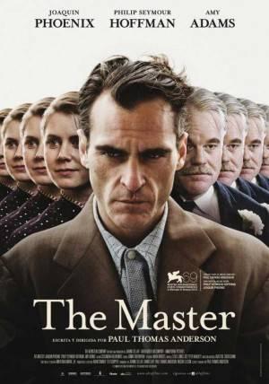 The Master cartel del film