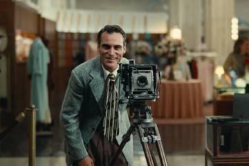 Imagen del film The master protagonizada por Joaquin Phoenix