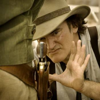 """Quentin Tarantino director de """"Django Desencadenado"""""""