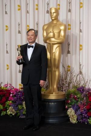 Ang Lee, ganador del Oscar 2013 como mejor director.