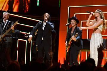 Actuación en los Premios Grammy 2013