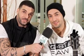 Entrevista a Rasel y Jadel