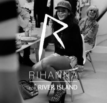 Rihanna diseñadora de River Island