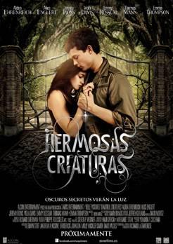Cartel del film Hermosas Criaturas