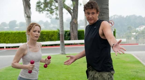 'Si fuera fácil' con Leslie Mann y Jason Segel