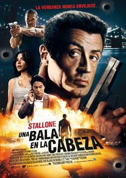 Cartel del film 'Una bala en la cabeza'
