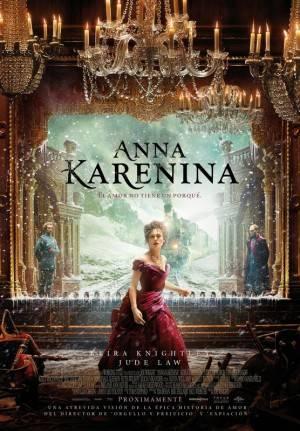 Cartel Anna Karenina