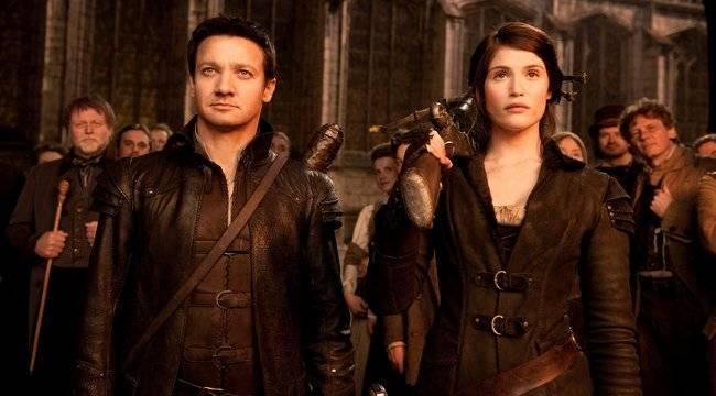 Hansel y Gretel, cazadores de brujas portada