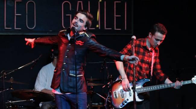 Melocos en concierto 'Mientras el mundo explota'