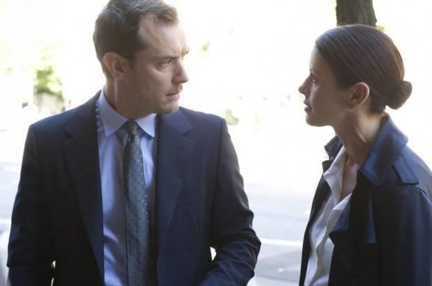 Jude Law y Catherine Zeta-Jones.