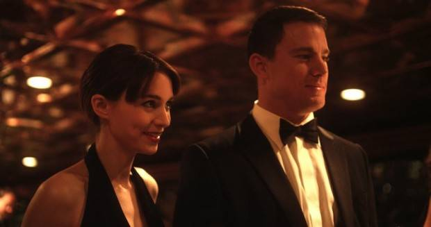 Rooney Mara y Channing Tatum.